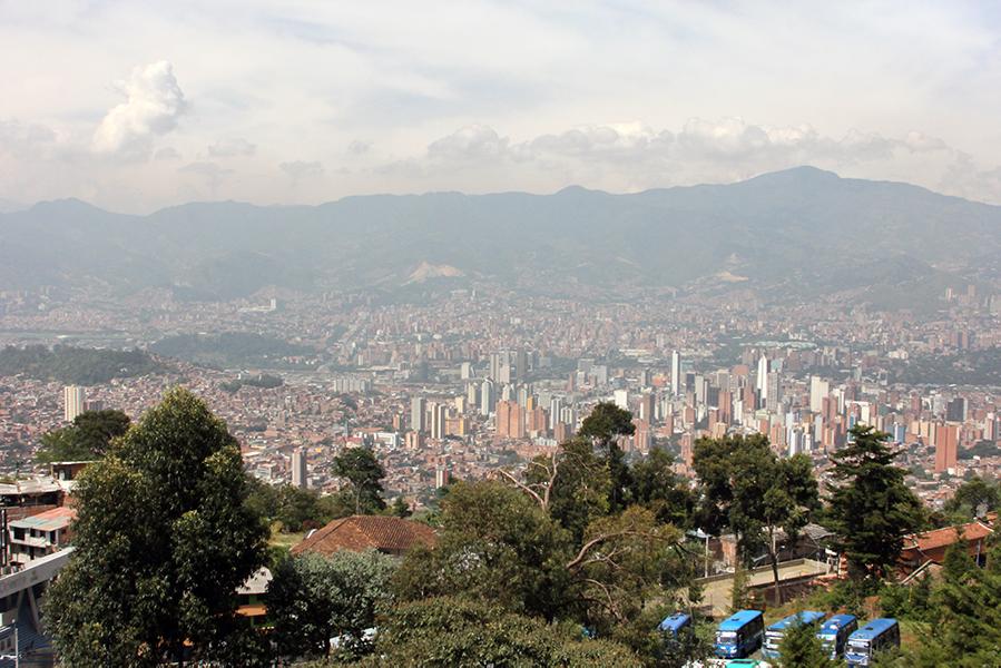 Preocupación por hechos y situaciones en materia de seguridad en Medellín