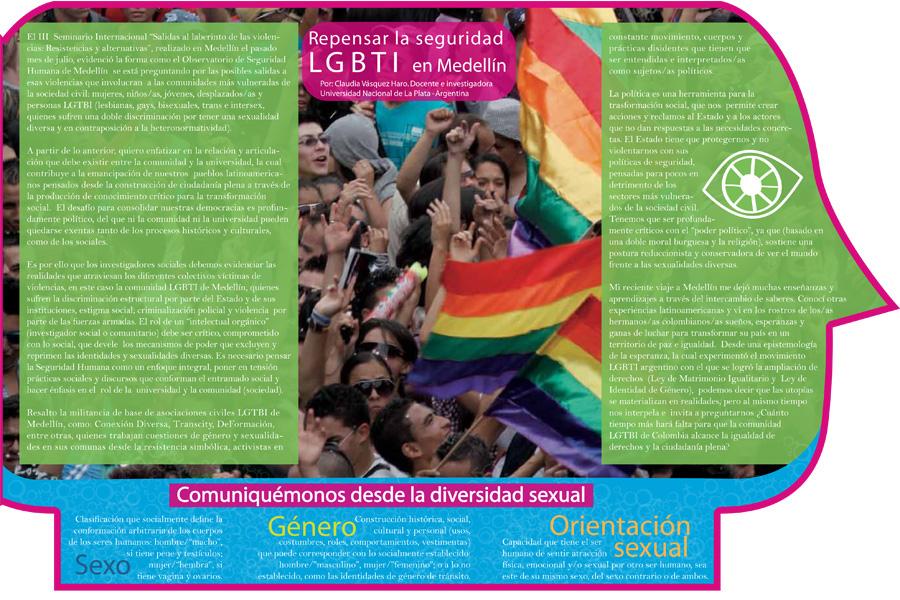 Boletín No. 2 LGBTI
