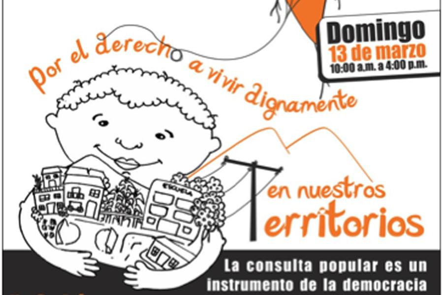 Consulta Popular Comuna 8