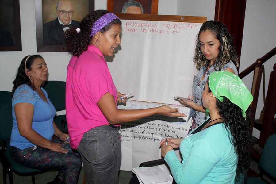 Incidencia de las políticas públicas de seguridad en las mujeres de Medellín