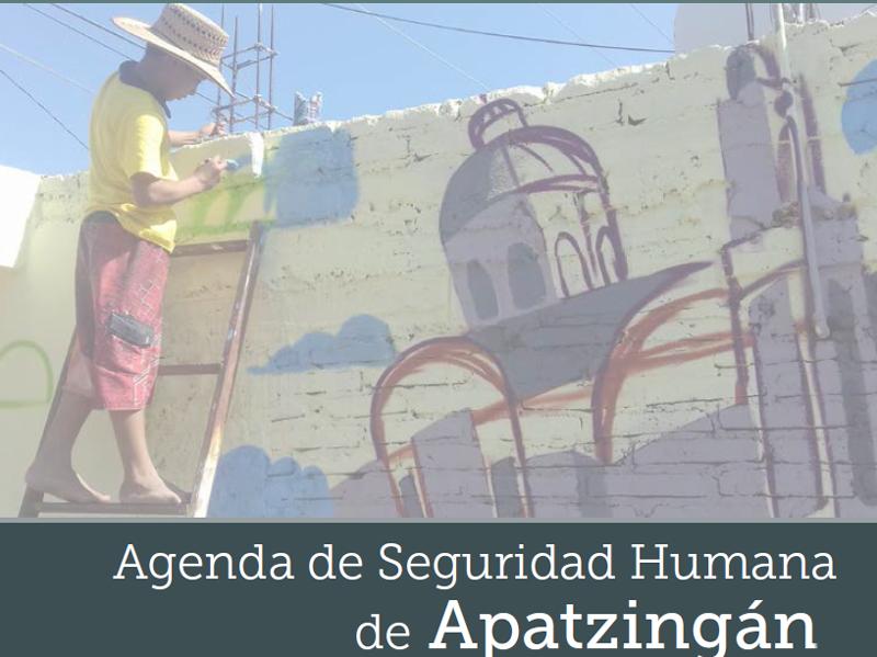 Agenda de Seguridad Humana, Apatzingan-México