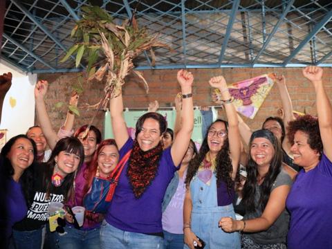 Estamos Listas: sufragistas del siglo XXI en Medellín.