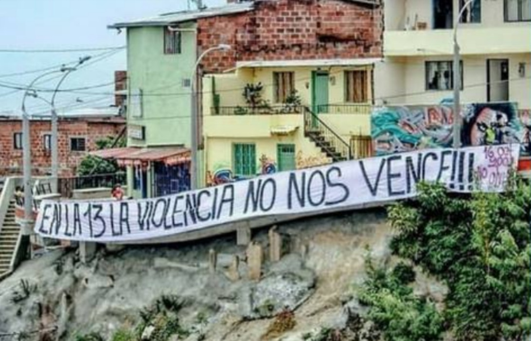 #NosDueleMedellín Comunicado a la opinión pública sobre la situación de violencia y control armado en Medellín
