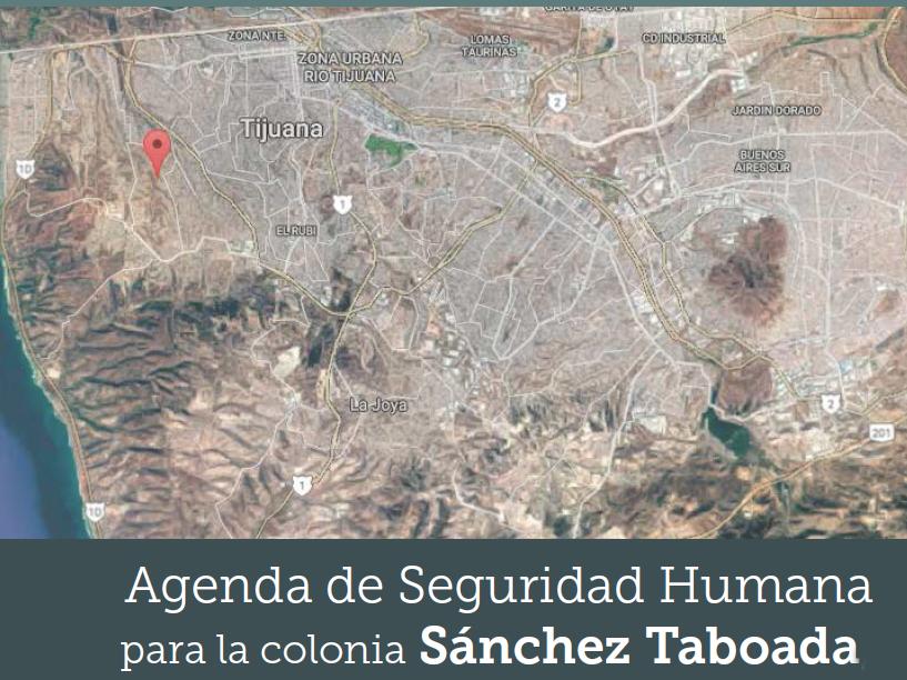 Agenda de Seguridad Humana-Tijuana, México
