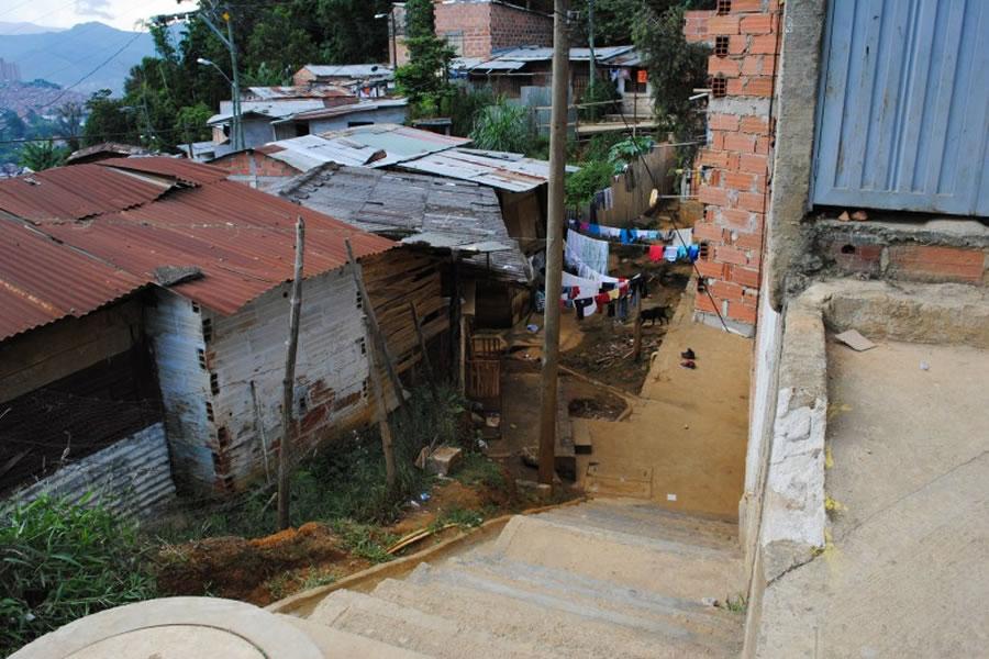 Estado del arte de la seguridad humana en Colombia
